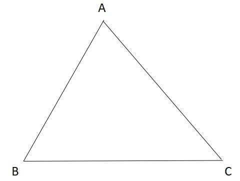 三角形の重心とは