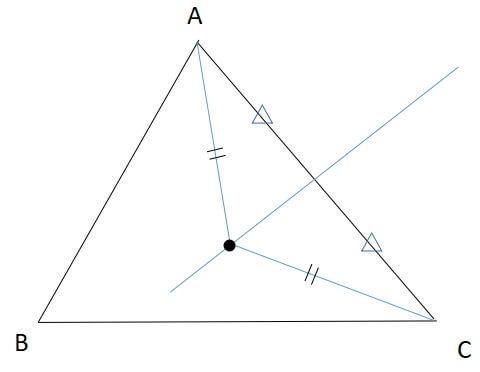 三角形の外心《証明》