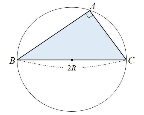 正弦定理 証明2