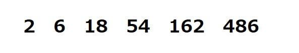 等比数列とは?