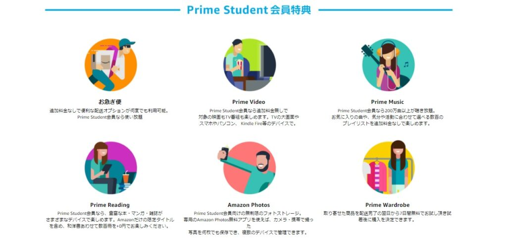 PrimeStudentの魅力